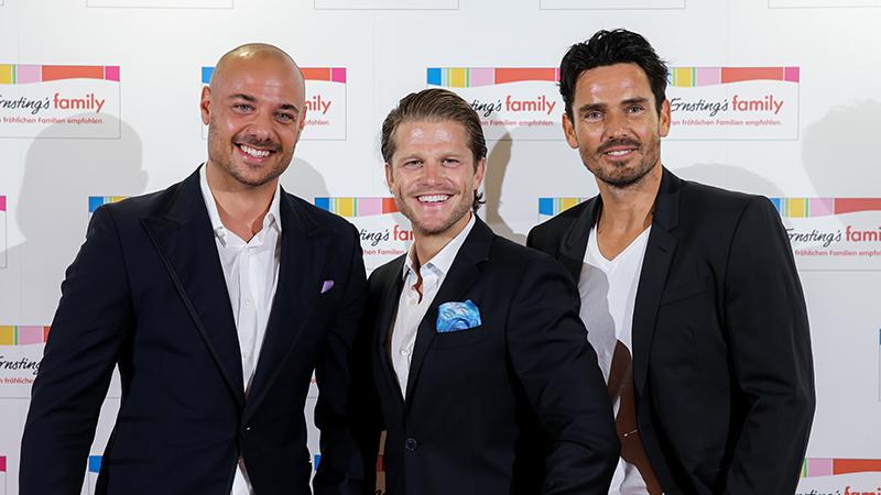 Die drei Bachelor