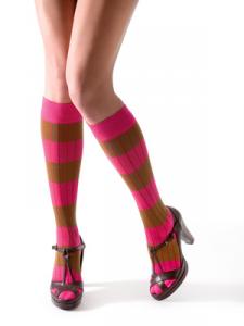 Socken in Highheels