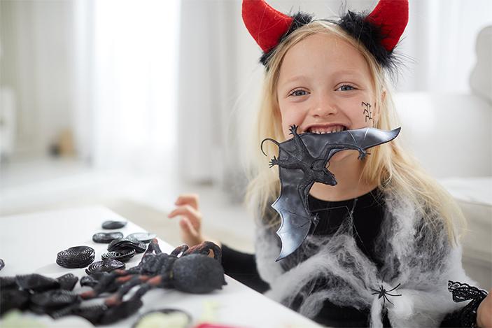 Verkleiden-Halloween