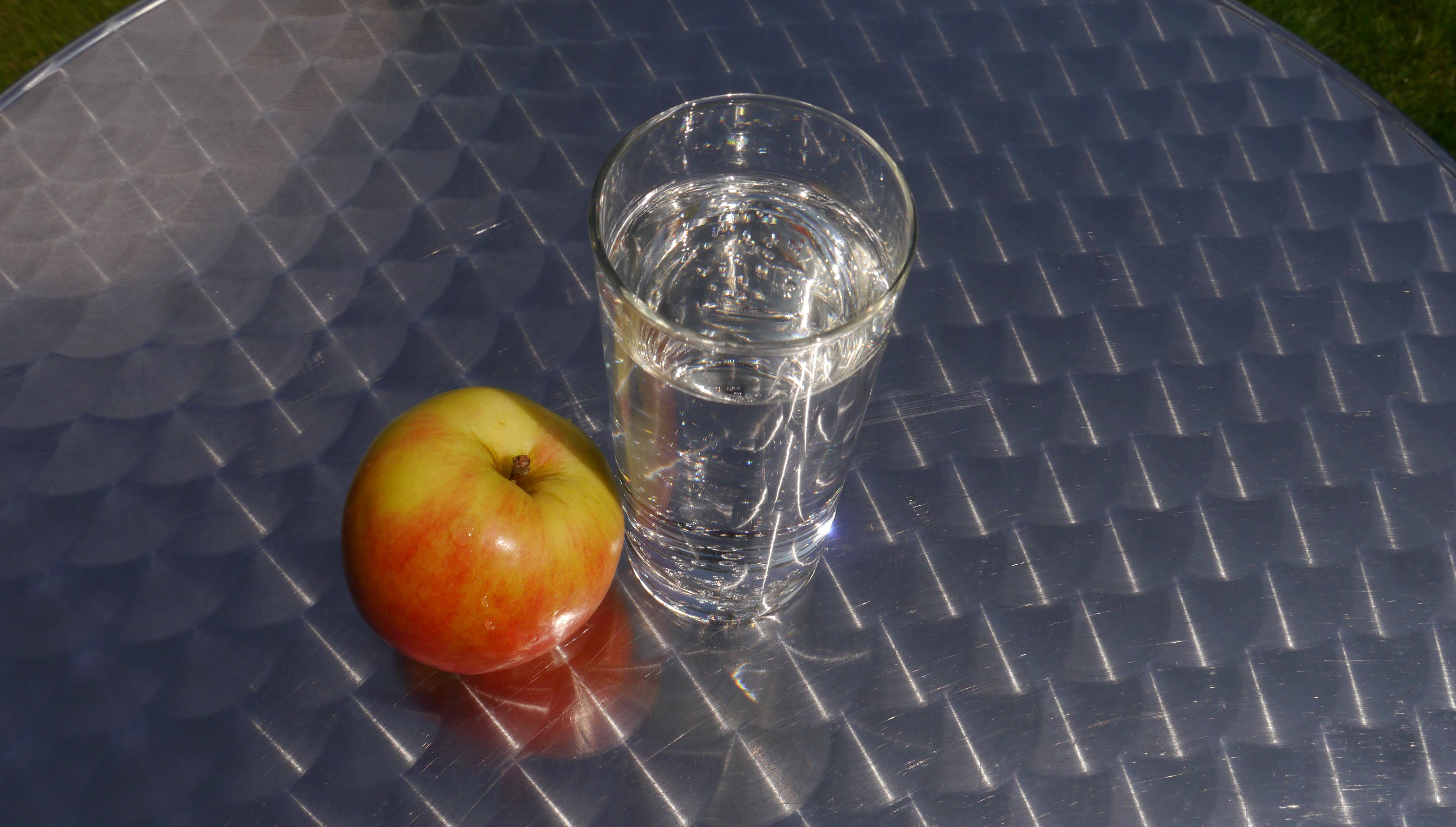Beauty-Tipps Wasser