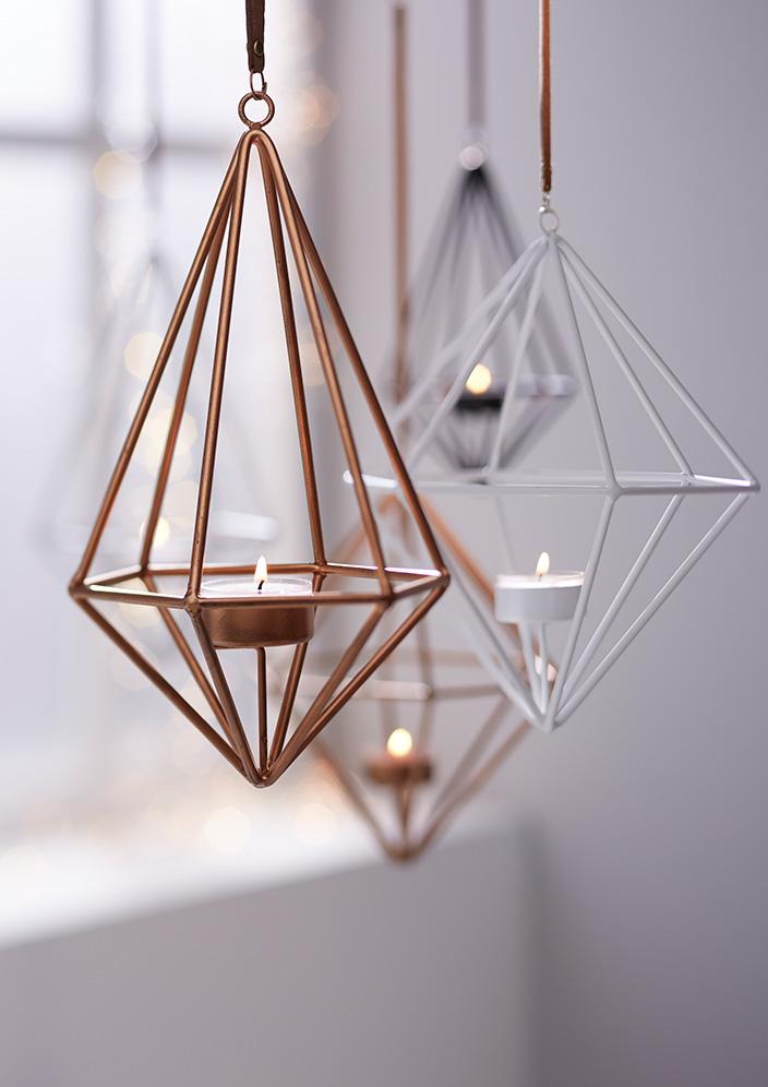 Weihnachtsdeko_Trend_Kupfer_geometrisch