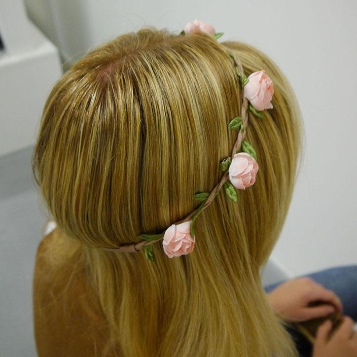 Einfache Frisuren 1 Hippie Frisur