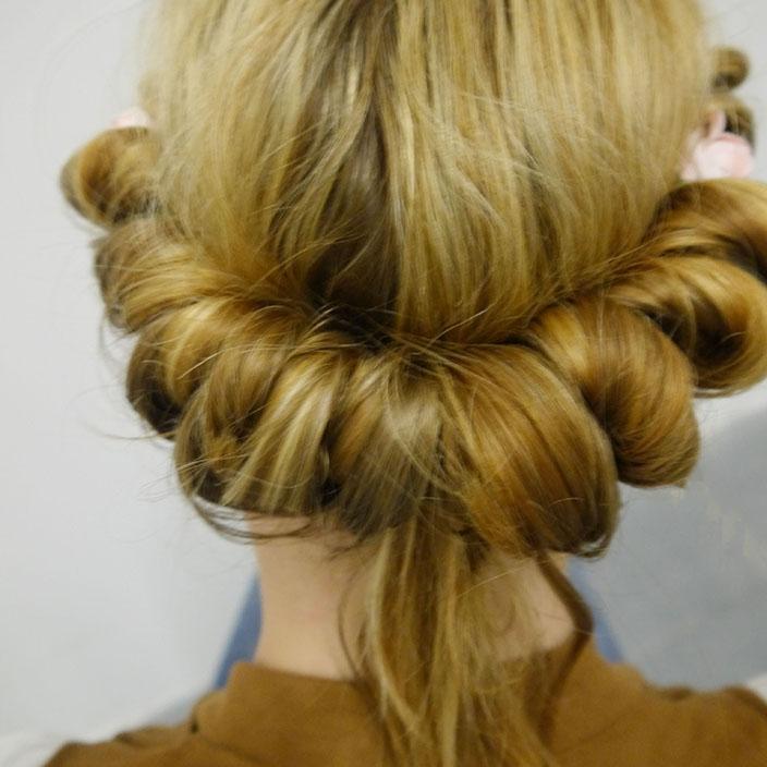 Einfache Frisuren 6 Hippie Frisur