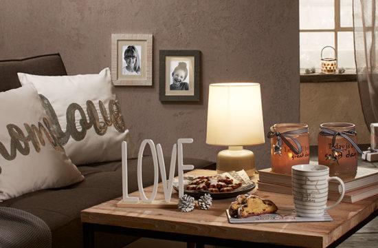 Zuhause dekorieren, Dekoideen, Zuhause wohlfühlen