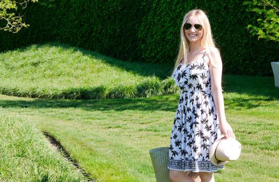 Palmenkleid, Sommerkleid, Sommerlook, Style-Check
