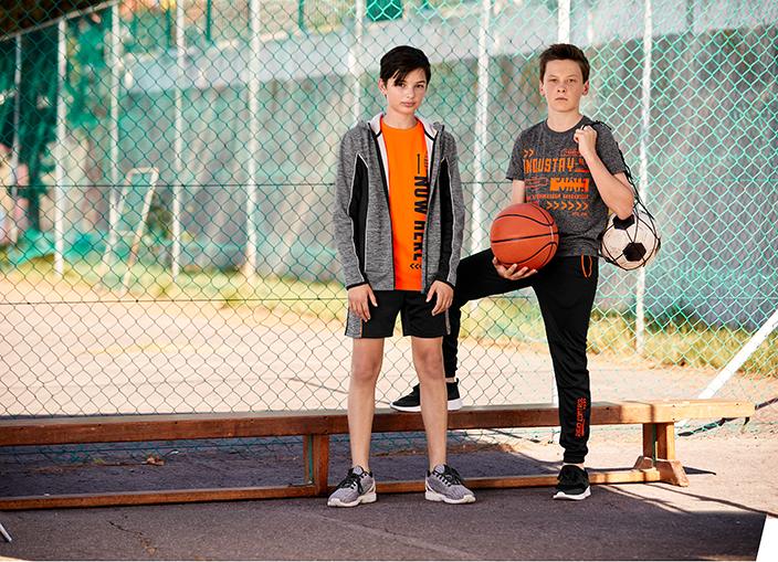 Sportliebe, Fashionlover, Sportbekleidung, Sportmode, Funktionsmode, Kinderbekleidung, Sportoutfit, Kinder, Mode, Sportlichkeit, Looks
