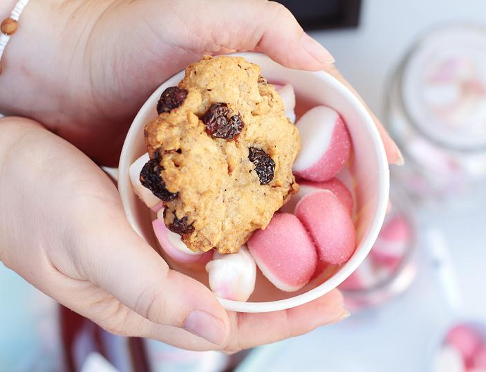 Candy bar, Kekse, Cookie, Küche, Deko, Schilder, Gläser