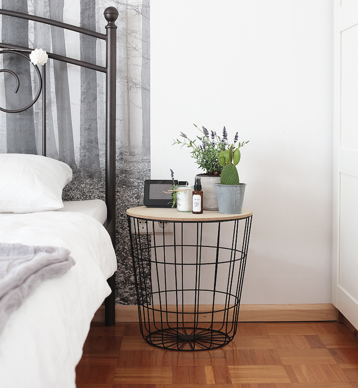 Schlafprobleme, Einschlafen, Schlafzimmer, Lavendel-Kerze, Duftkerze, DIY, Kissenspray