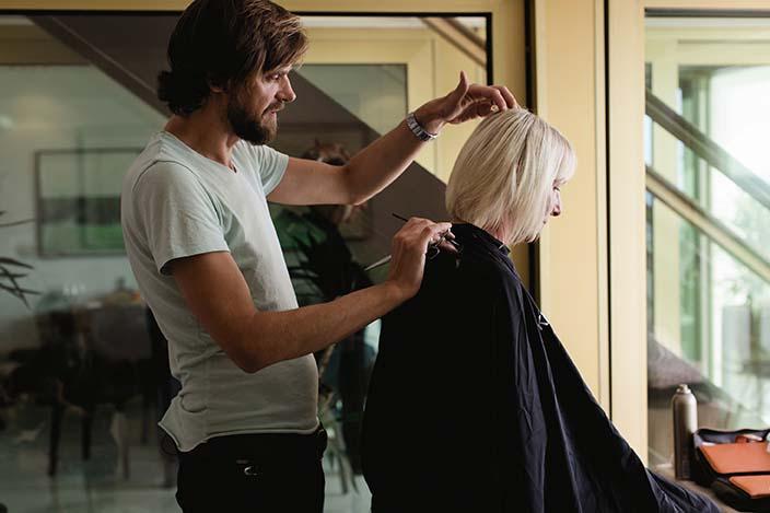 Typveränderung, Umstyling, Mode-Tipps, Beauty, Vorher-Nachher, Styling-Tipps, Neuer Look