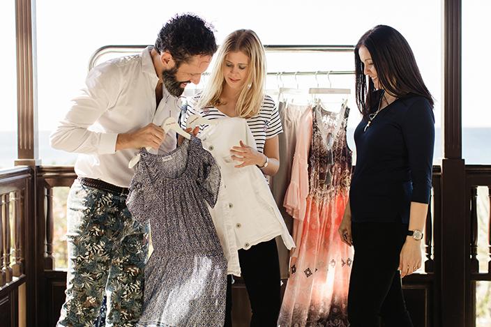 Umstyling, Typveränderung, Mode-Tipps, Vorher-Nachher, Styling-Tipps, Mode-Ratgeber, Eva, Kleider